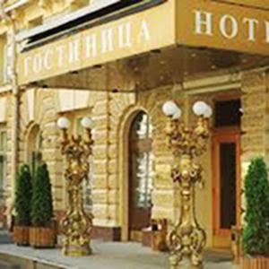 Гостиницы Колюбакино