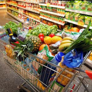 Магазины продуктов Колюбакино