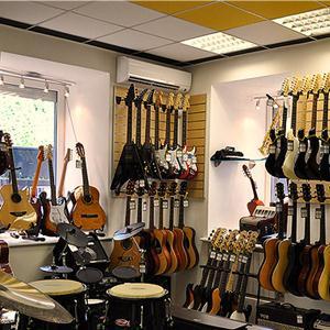 Музыкальные магазины Колюбакино