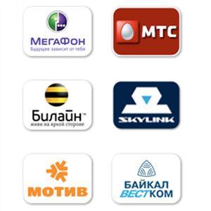 Операторы сотовой связи Колюбакино