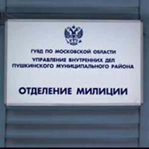 Отделения полиции Колюбакино
