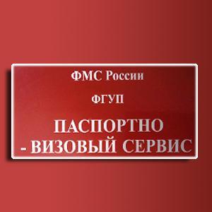 Паспортно-визовые службы Колюбакино