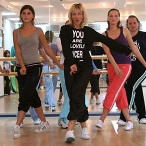 Школы танцев Колюбакино