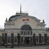 Железнодорожные вокзалы в Колюбакино
