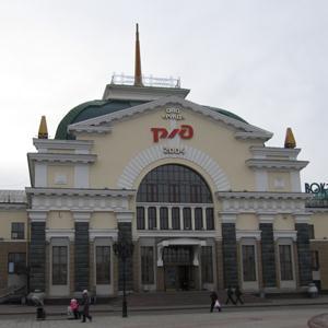 Железнодорожные вокзалы Колюбакино