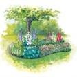 Таежные дачи - иконка «сад» в Колюбакино